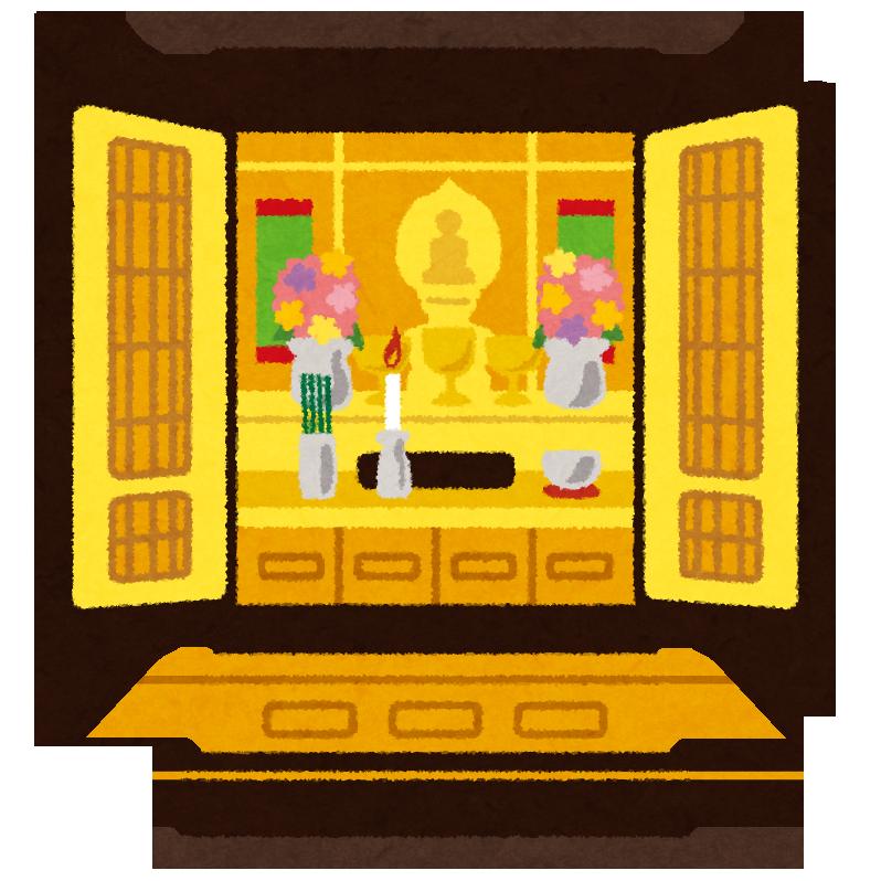 お盆に仏壇のお参りをするときのマナーまとめ!
