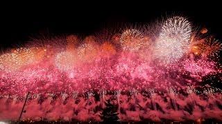 2016年の全国花火競技大会の会場や日程は?