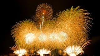 2016年の土浦全国花火競技大会の会場や日程は?
