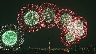 2016年のびわ湖大花火大会の会場や日程は?