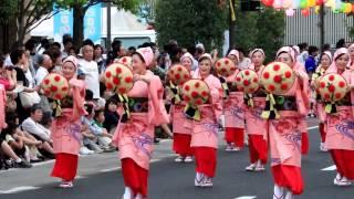2016年山形花笠祭りの日程は?見どころや有料観覧席は?