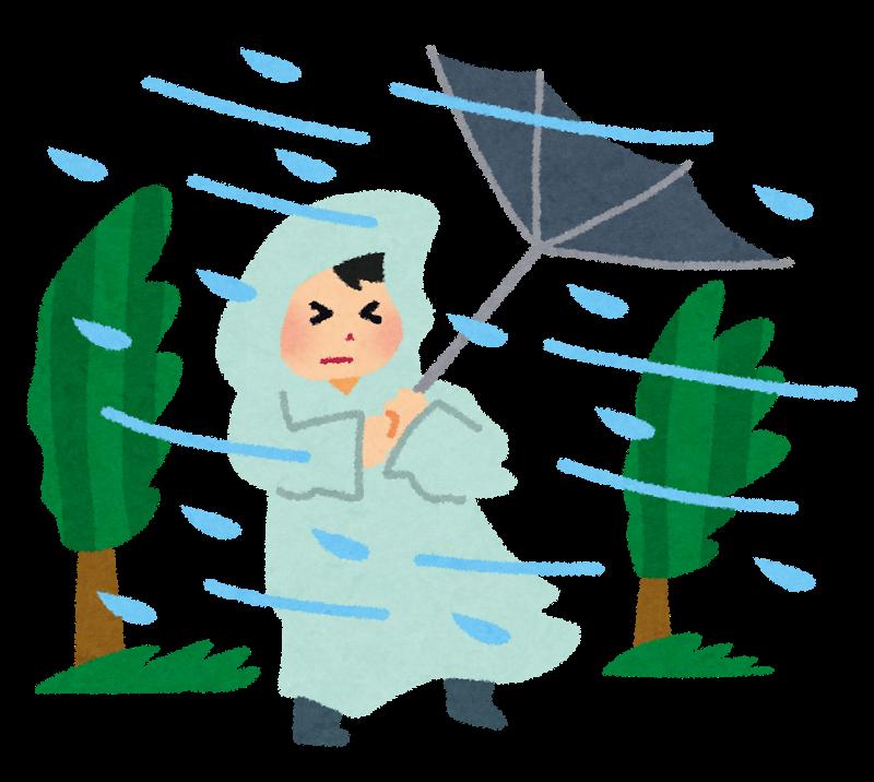 台風の時期(シーズン)はいつ?台風の名前はどうやって決まるの?