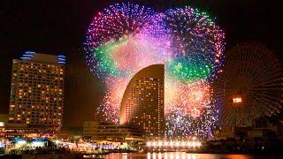 2016年の神奈川新聞花火大会の会場や日程は?