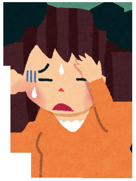 夏の頭痛の原因と対策は?