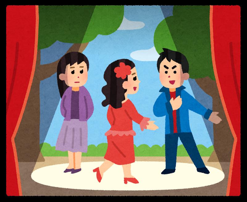 文化祭の劇のネタで人気なのは何?何が必要なの?