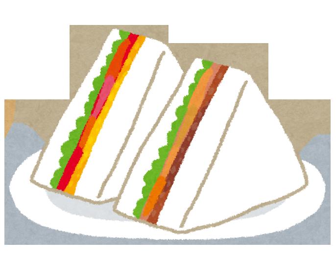 運動会のお弁当はサンドイッチ!前日に作っておくのは大丈夫?