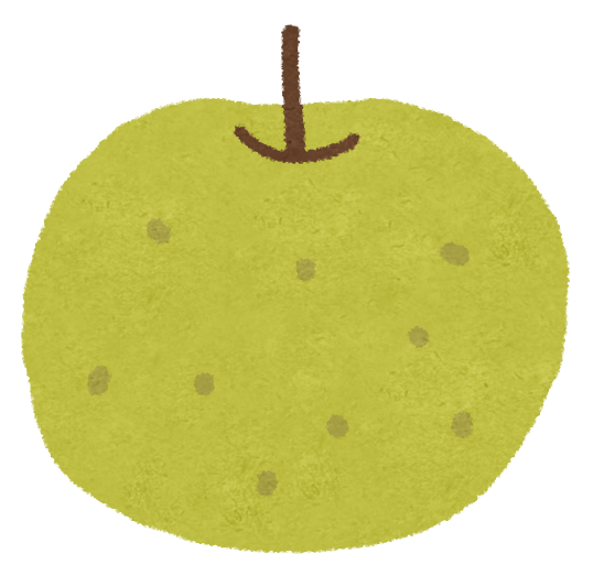 梨の保存はどうすればいい?冷凍しても大丈夫?