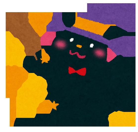 ハロウィンと言えば黒猫!意味や由来は?