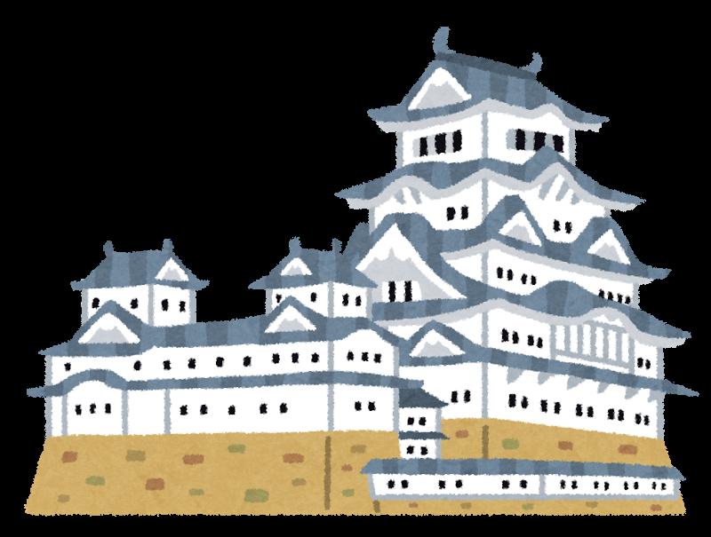 国宝の城の一覧とまとめ