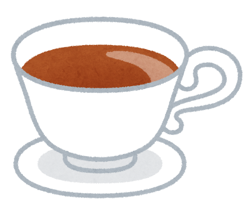 コーヒー一杯の豆の量は何グラム?カフェインの量やカロリーはどの位なの?