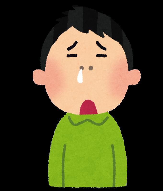 鼻づまりで耳が痛い!原因と対策は?
