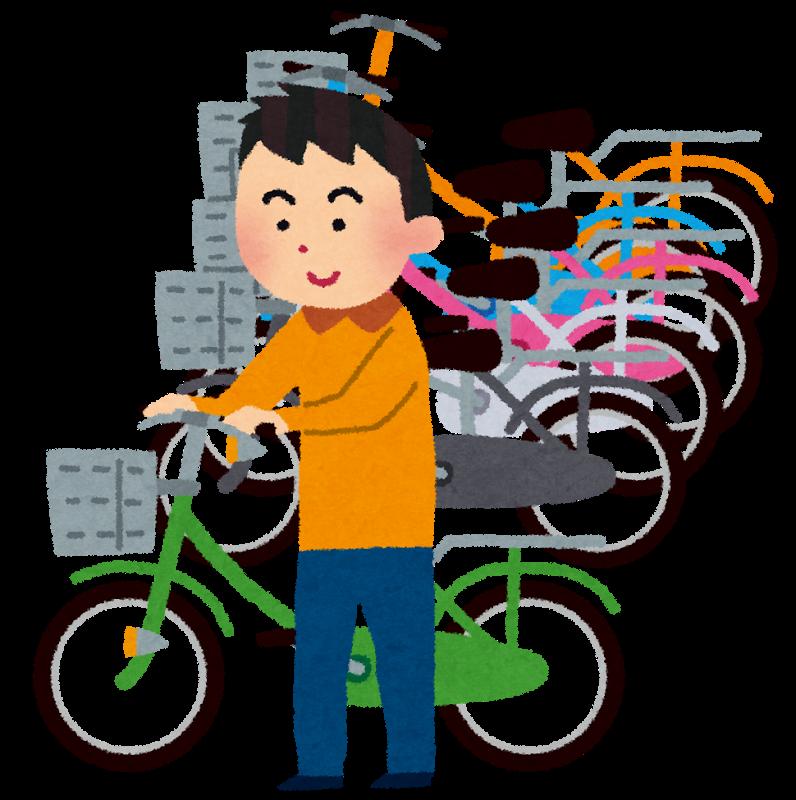 自転車の処分方法は?防犯登録は抹消が必要?
