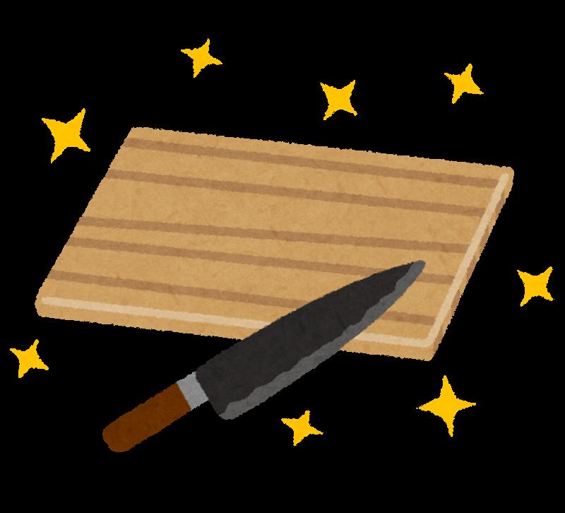 木のまな板のお手入れは?黒ずみやカビの予防法は?