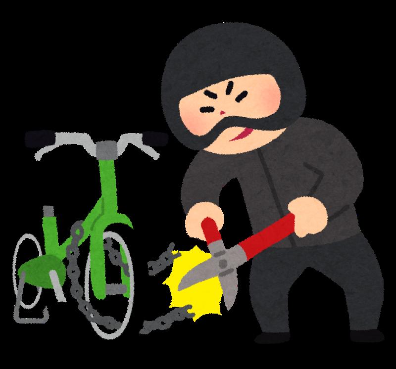 自転車が盗難にあった時の対処法は?被害届や保険、予防法まで!