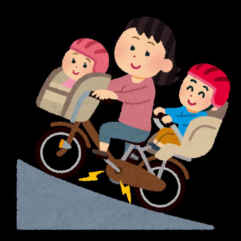 自転車の二人乗りは子供が何歳まで?前乗せはいつからいいの?