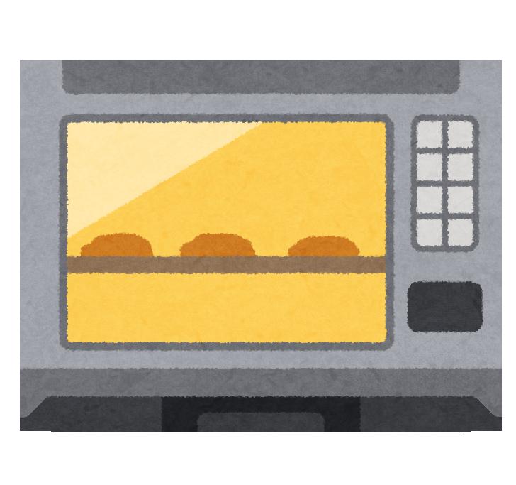 電子レンジとオーブンの違いや使い方は?アルミホイルは使えるの?