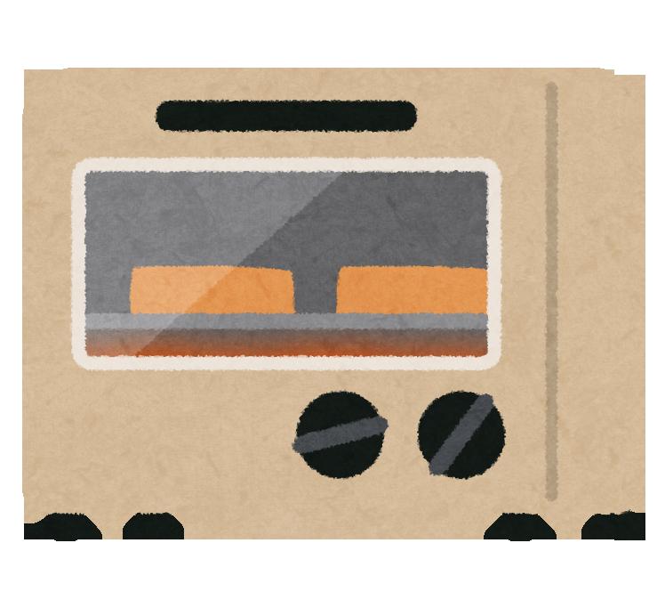 オーブントースターの掃除のコツは?焦げの簡単な落とし方