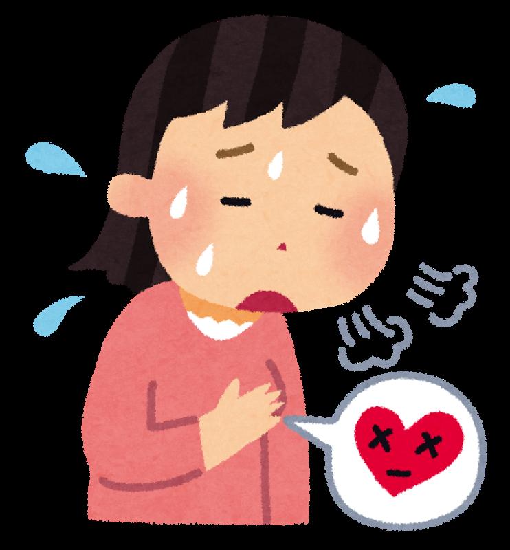 睡眠不足による動悸の原因と対処法まとめ