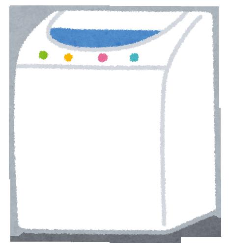 洗濯機の排水トラップが臭い!掃除はどうすればいい?